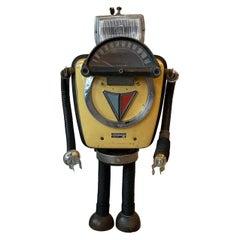 Marchal Robot Sculpture by Bennett Robot Works