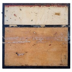 "Marcia Meyers Painting ""Framento del Muro MMVII - 1"""