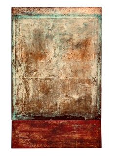 Frammento Del Muro Diptych Abstract