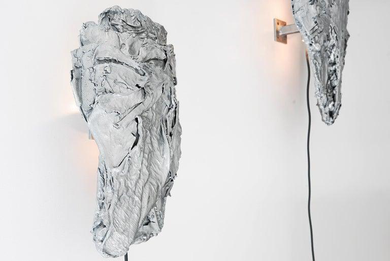 """British Marcin Rusak, '1987' Sconce Model """"Tamed 03"""", UK, 2019 For Sale"""