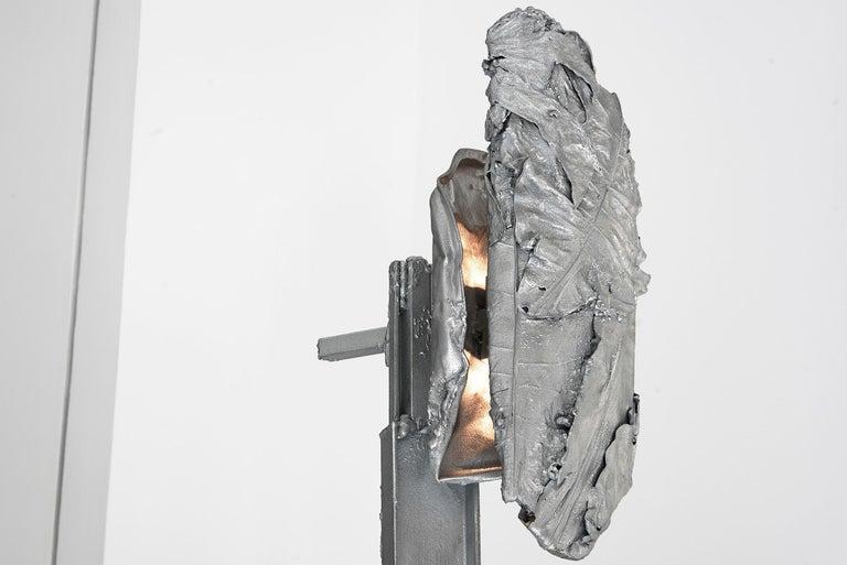 """British Marcin Rusak, Floor Lamp Model """"Tamed 01"""", UK 2019 For Sale"""