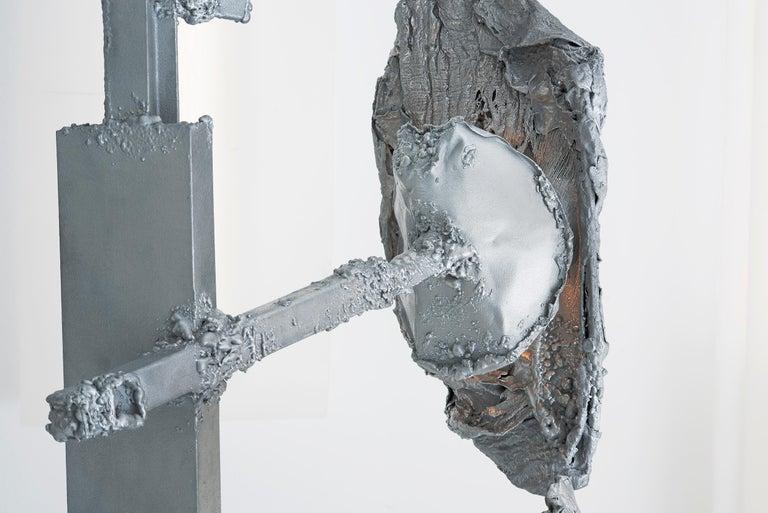 "Contemporary Marcin Rusak, Floor Lamp Model ""Tamed 01"", UK 2019 For Sale"