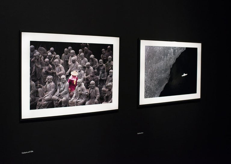 The photo will be sent unframed. Limited edition of 15 in format 55x80 cm + 5 cm white margin, Photograph on Hahnemuhle Paper ; Digigraphie technology   Marcin Ryczek is Polish photographer specializing in black and white, minimalist and symbolic