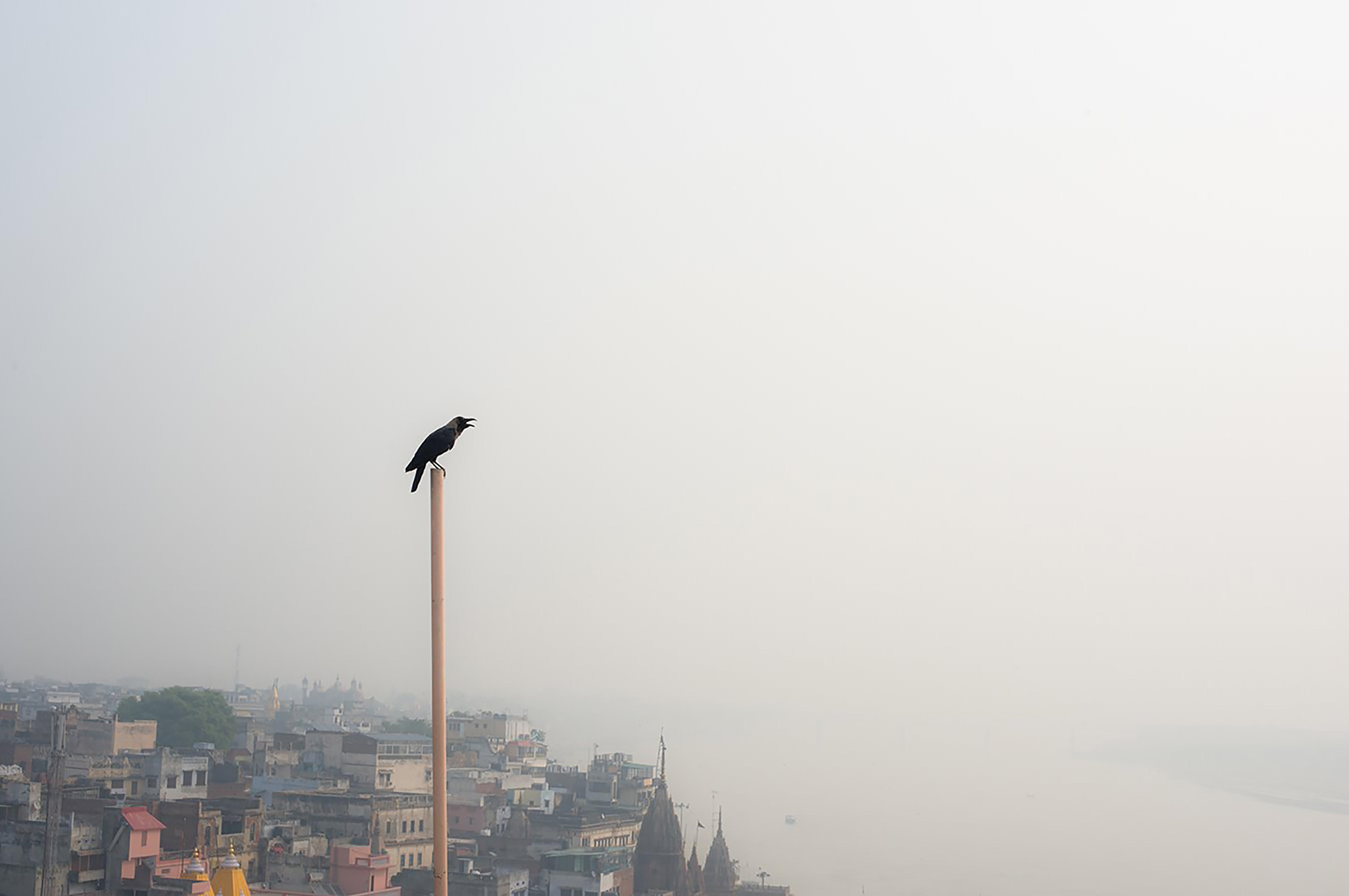 Varanasi City of Life and Death - Contemporary Symbolic  Photography