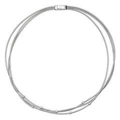 Marco Bicego Diamond & White Gold Necklace