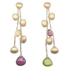 Marco Bicego Gold Gemstone Earrings