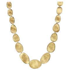 Marco Bicego Lunaria Yellow Gold Medium Necklace CB1777 Y 02