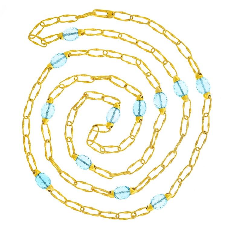 Marco Bicego Marrakech Gold Necklace