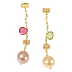 Marco Bicego Paradise Earrings OB906-R MIX114
