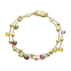 Marco Bicego Paradise Gold and Mixed Stones BB887 MIX01