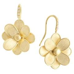 Marco Bicego Petali French Hook Flower Earrings OB1678-A B Y 02