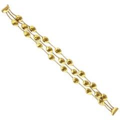 Marco Bicego Siviglia 18 Carat Yellow Gold Bracelet