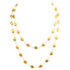 Marco Bicego Siviglia 18 Karat Long Necklace