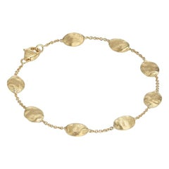 Marco Bicego Siviglia Yellow Gold Large Bead Bracelet BB538