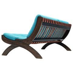 Marco Comolli 'CP1' Sofa in Walnut