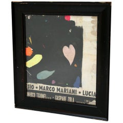 Marco Mariani by Artist Huw Griffith