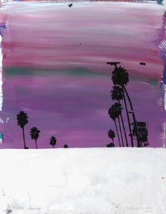 Wasted Sunset Smoggy Purple