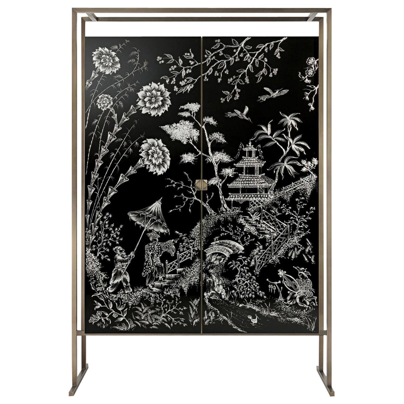 Marco Polo Bar Cabinet