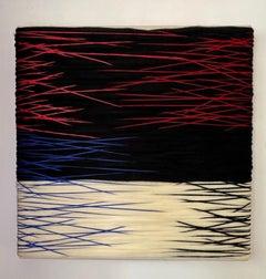Breaking Down, Contemporary Textile Art, Contemporary Art, 21st Century