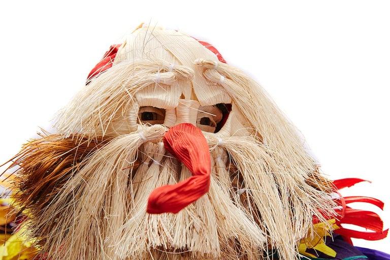 Mago de Putla - Wizard of Putla - Mexican Folk Art  Cactus Fine Art For Sale 2