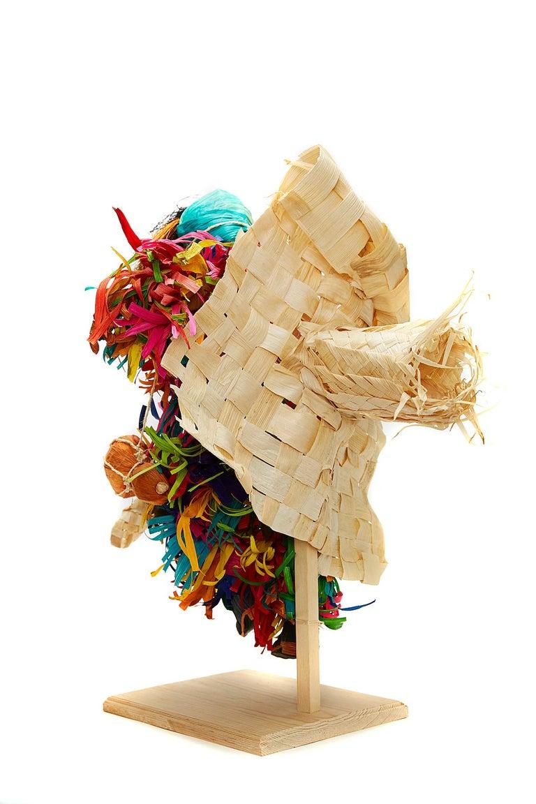 Tiliche de Putla - Mexican Folk Art  Cactus Fine Art For Sale 2