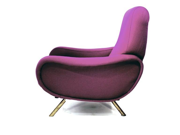 Mid-Century Modern Marco Zanuso Lady Chair by Artflex, 1951