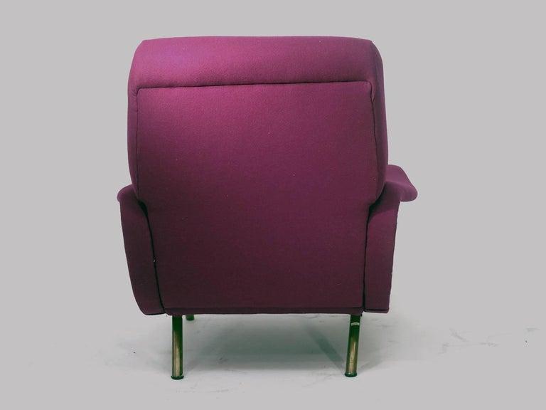 Mid-20th Century Marco Zanuso Lady Chair by Artflex, 1951