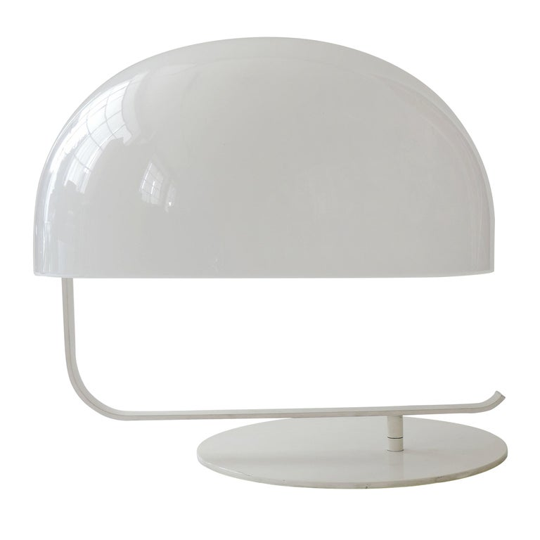 Marco Zanuso Model 275 Table Lamp for Oluce, Italy, 1960s For Sale