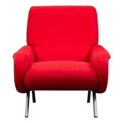 Marco Zanuso Red Lady Armchair for Arflex, 1951