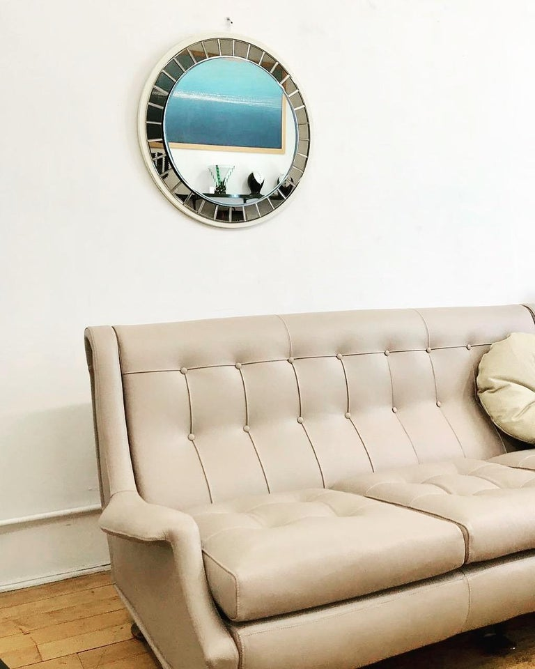 Marco Zanuso Regent Sofa Arflex Italy 1960s Restored