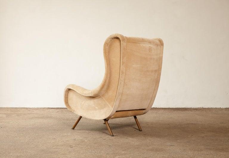 20th Century Marco Zanuso Senior Chair, Arflex, Italy, 1960s