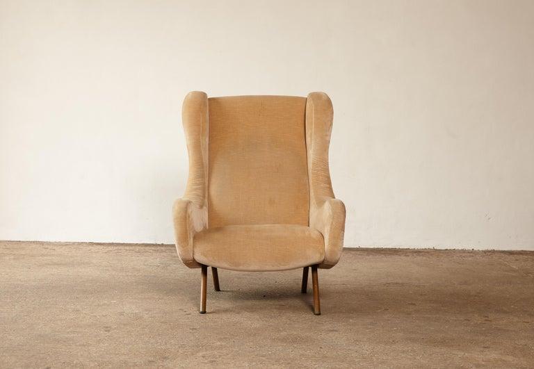 Marco Zanuso Senior Chair, Arflex, Italy, 1960s 1