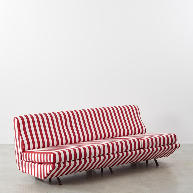 Mid-20th Century Marco Zanuso Sleep-o-matic Sofa for Arflex, Italy, 1954