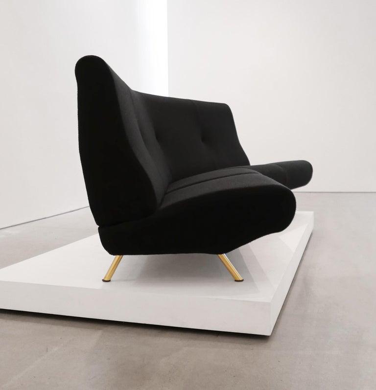 Mid-Century Modern Marco Zanuso 'Triennale' Corner Sofa for Arflex, circa 1950s