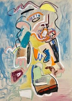 Cuando vuelvas, Contemporary Art, Abstract Painting, 21st Century