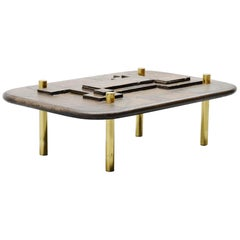 Marcus Kingma Artwork Coffee Table Holland, 1993