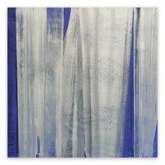 Blue View (Abstract painting)