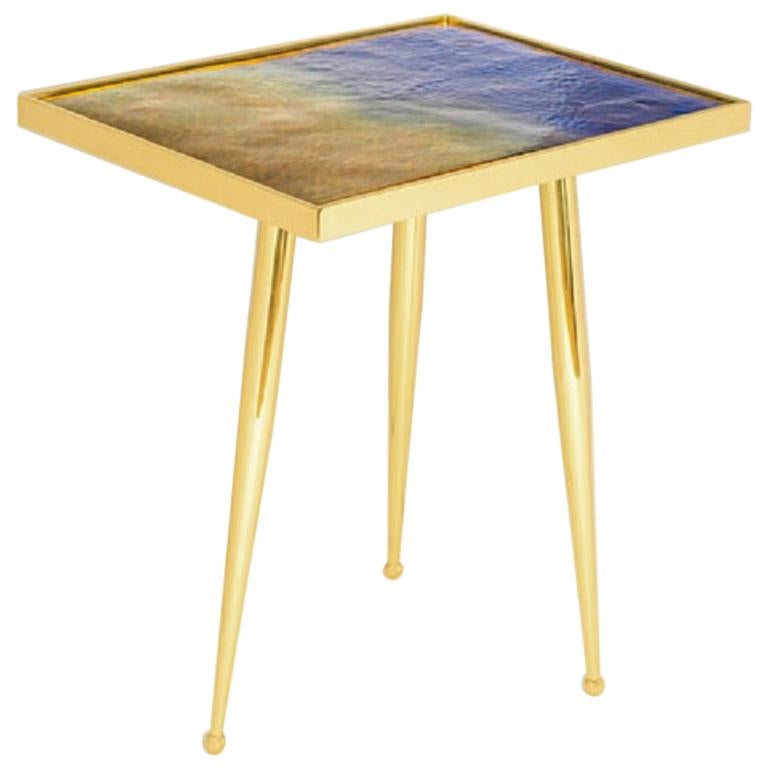 Marea Estate Side Table by form A