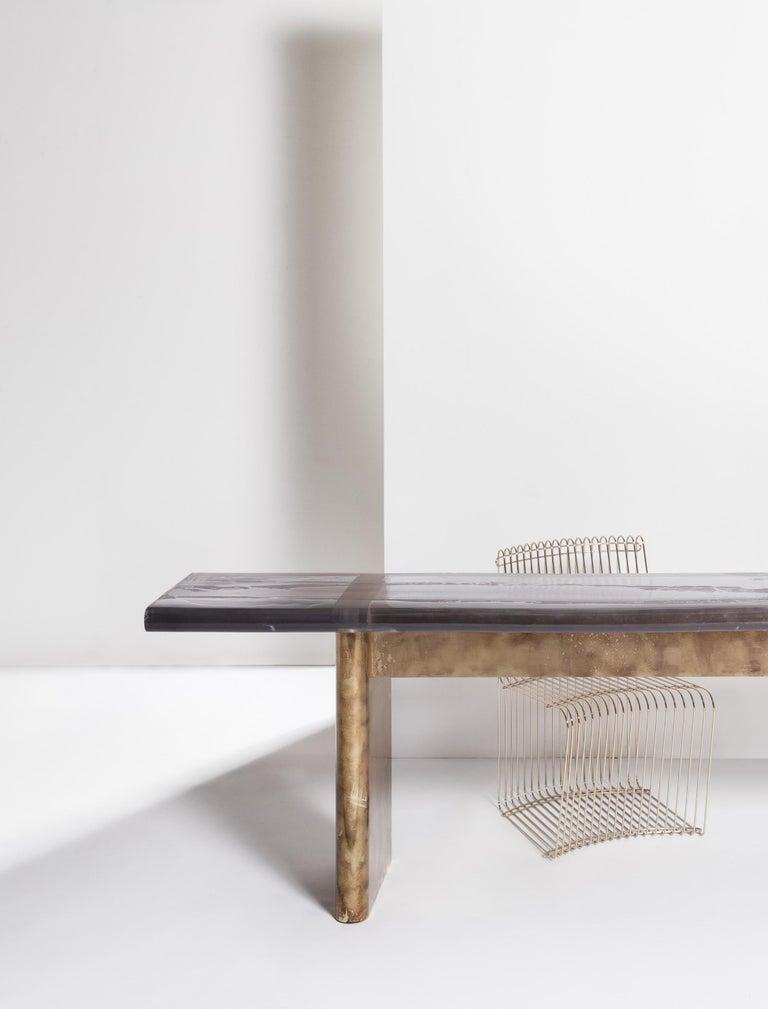 Italian Maree Console by Draga & Aurel For Sale