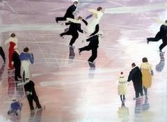 Icerink - XXI century, Figurative realist painting