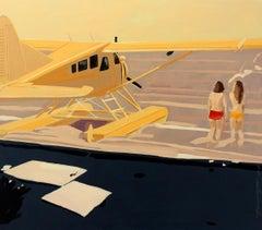 Yellow hydroplane