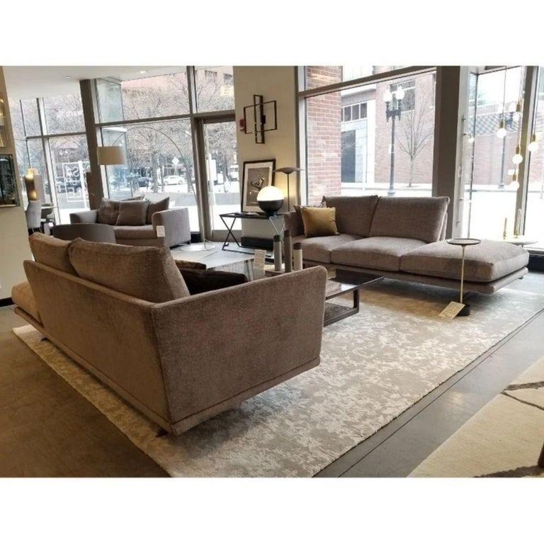 Italian Marelli Clipper Modular Sofa  For Sale