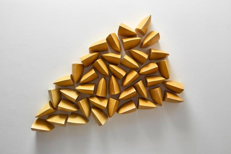 Fragment I - Abstract Sculpture by Maren Kloppmann