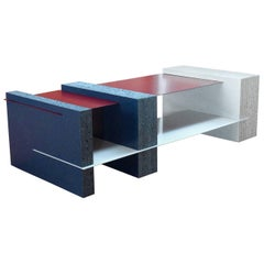Marfa Coffee Table Large Made in 100% Recycled Plastic