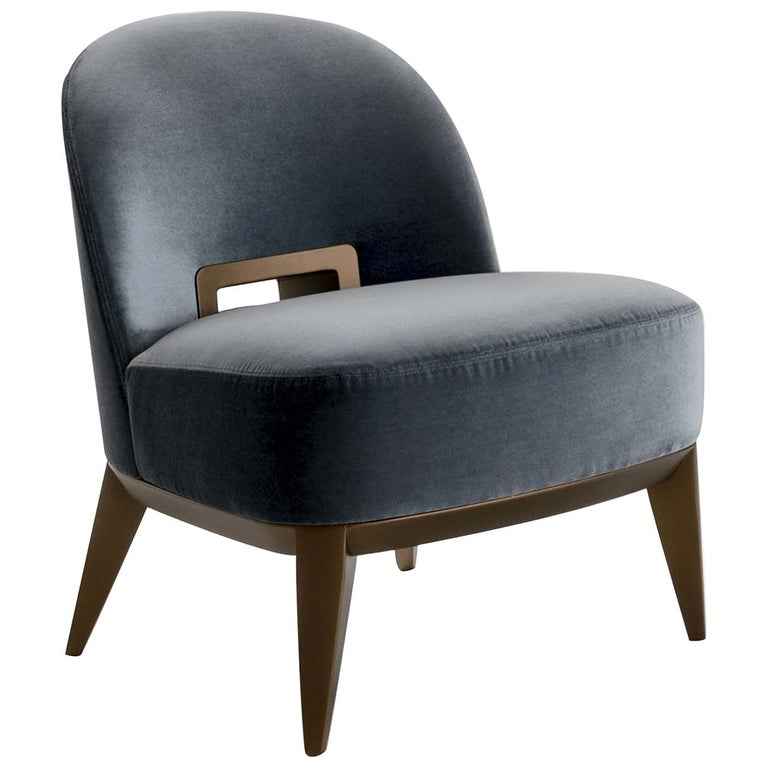 Margaret Armchair by Cesare Arosio For Sale