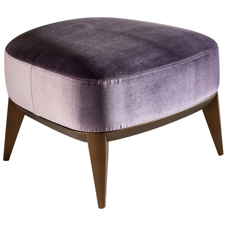Margaret Pouf by Cesare Arosio For Sale
