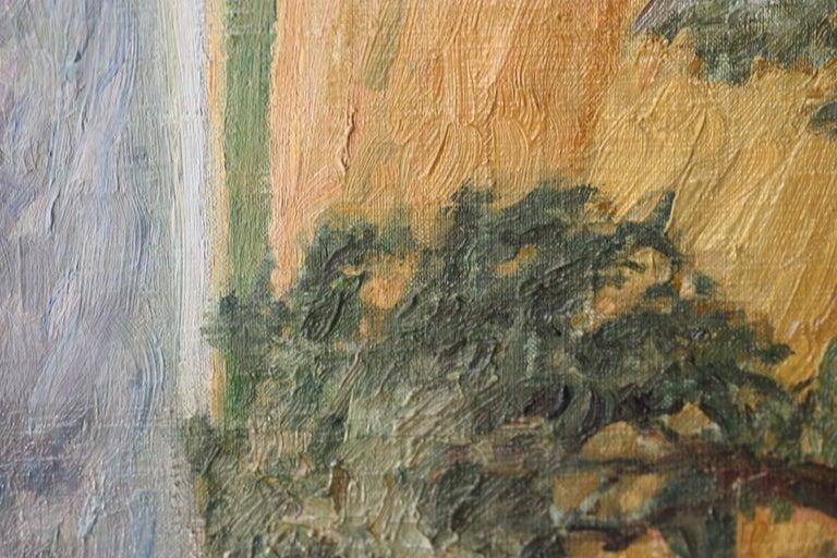 Margarethe Von Rauchhaupt 'xx' Oil on Canvas For Sale 2