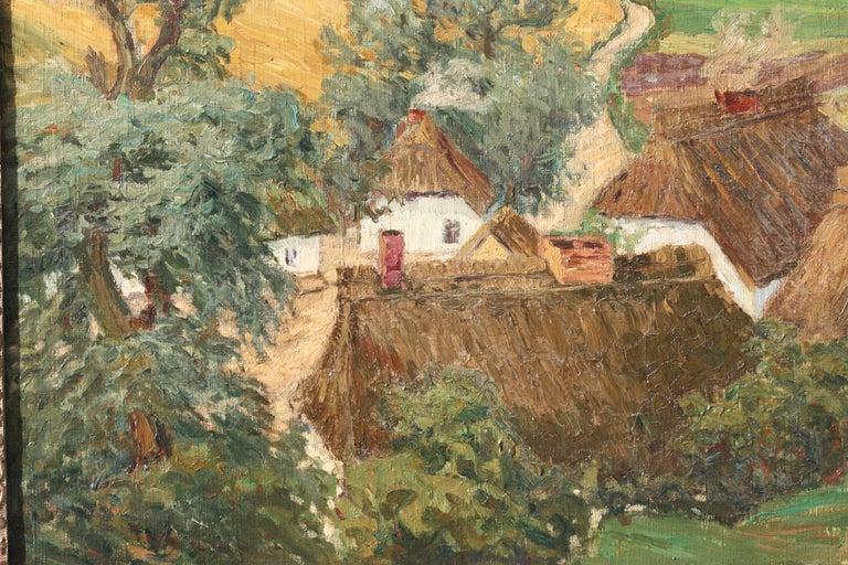 Margarethe Von Rauchhaupt 'xx' Oil on Canvas For Sale 4