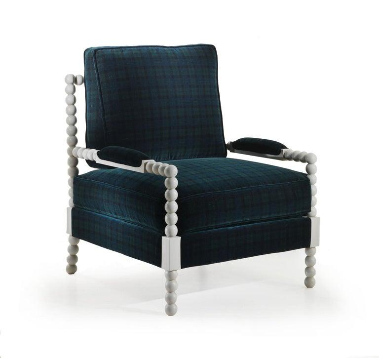 Italian Margaritas Lounge Armchair For Sale