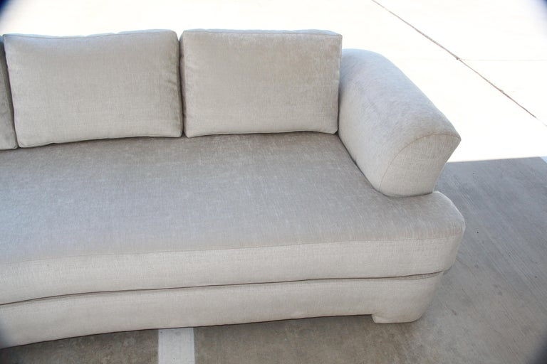 Marge Carson Hollywood Regency Sofa And Chairs Redone In